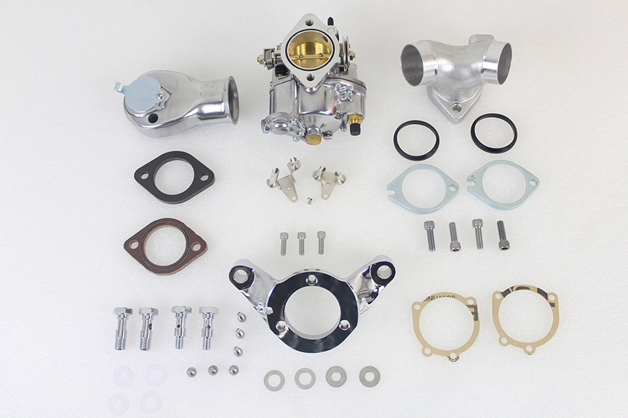 "TT 1-7/8"" Shorty Carburetor Kit Natural"