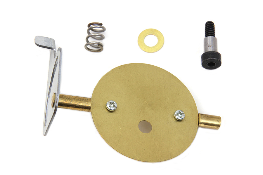 """L"" Series Carburetor Choke Door Assembly"
