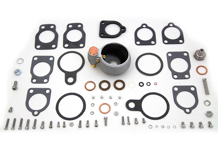 Linkert Carburetor Bean Pot Bowl Kit