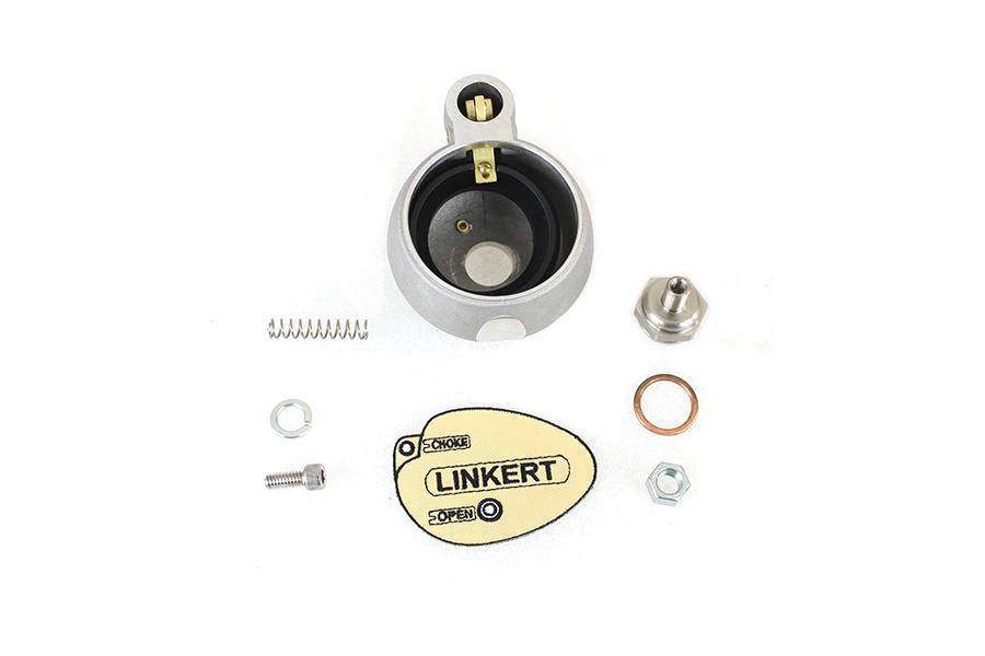Linkert Carburetor Float Bowl Assembly