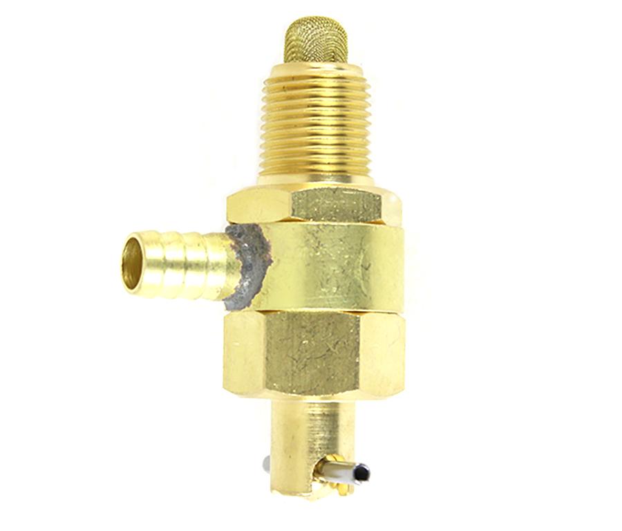 Tro-Cy Brass Petcock