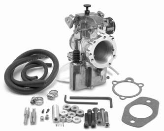 *UPDATE Edelbrock 40mm Flange Mount Carburetor Kit