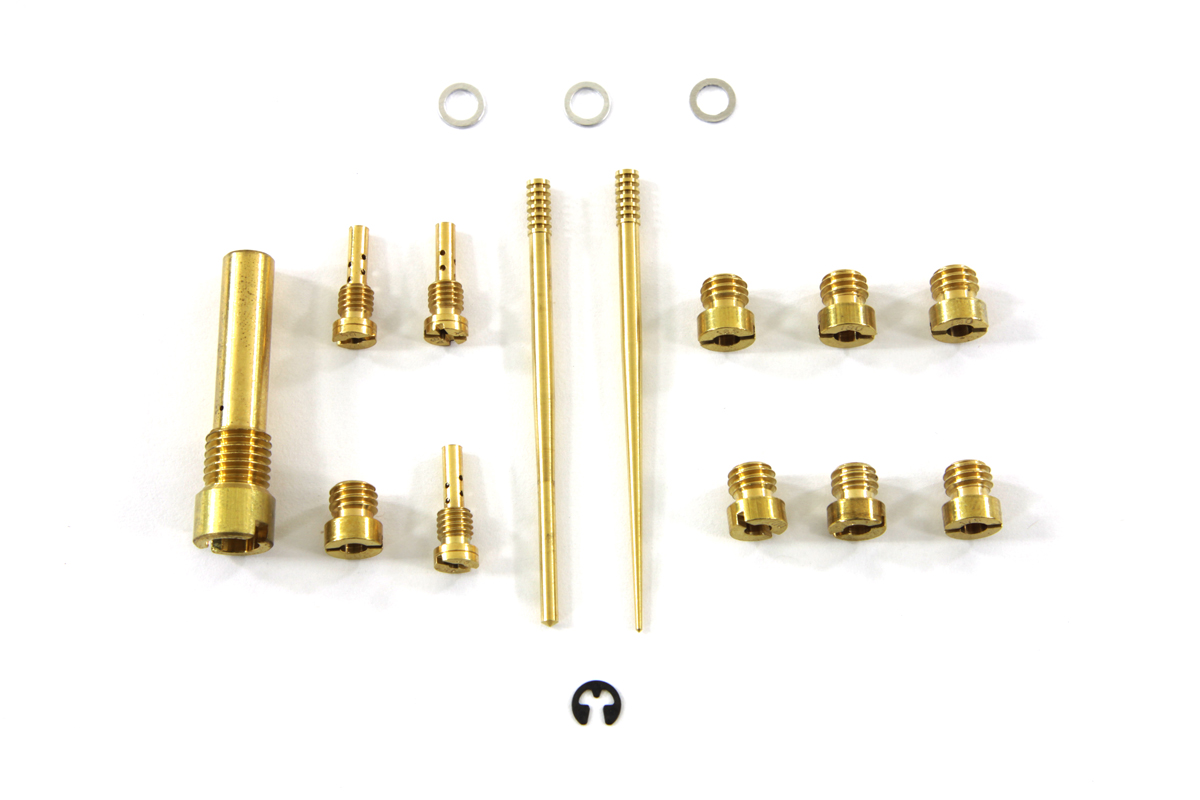 Carburetor Jet Tuner Kit