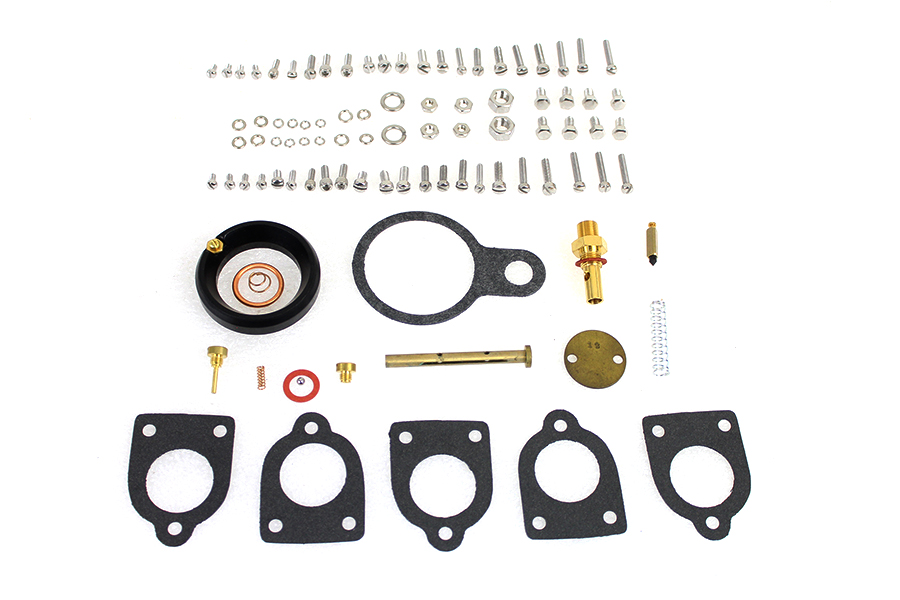 "1"" Linkert Carburetor Rebuild Kit"