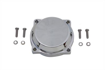 Smooth CV Carburetor Top Chrome