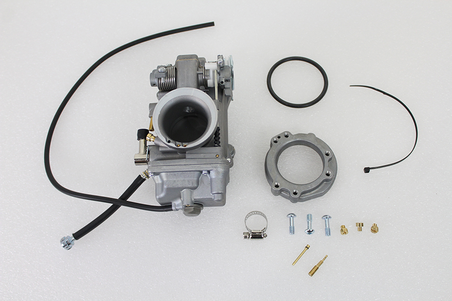 OKO 42mm Flatslide Carburetor Natural