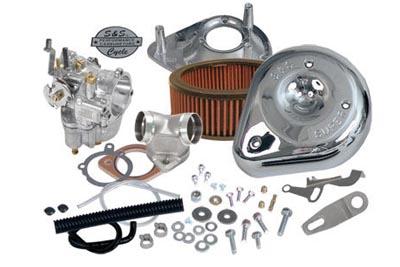 """S&S Super E Carburetor Kit 1-7/8"""""""