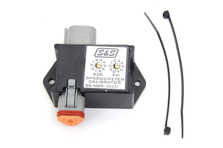 *UPDATE S&S Speedometer Calibrator