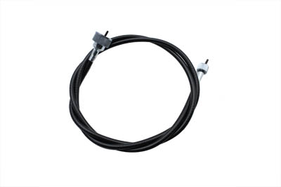 "50"" Black Speedometer Cable"