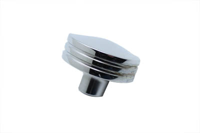 Carburetor Choke Knob Chrome