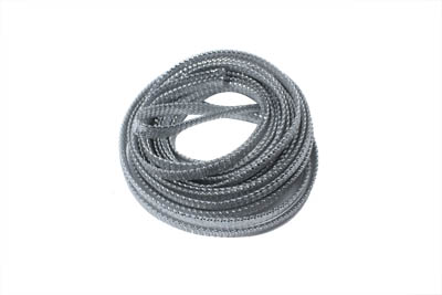 Flex Chrome Hose Cover