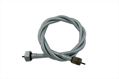 "54-1/2"" Zinc Speedometer Cable"