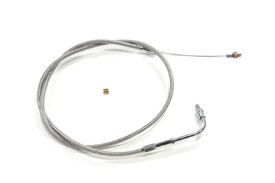Braided Stainless Steel Idle Cable