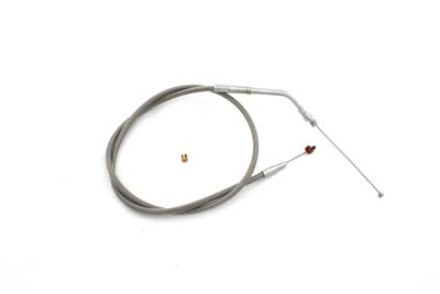 "35.75"" Stainless Steel Throttle Cable"