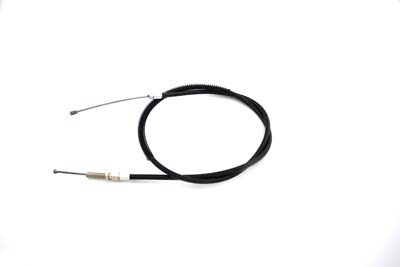 "54.25"" Black Clutch Cable"