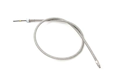 "34"" Stainless Steel Speedometer Cable"