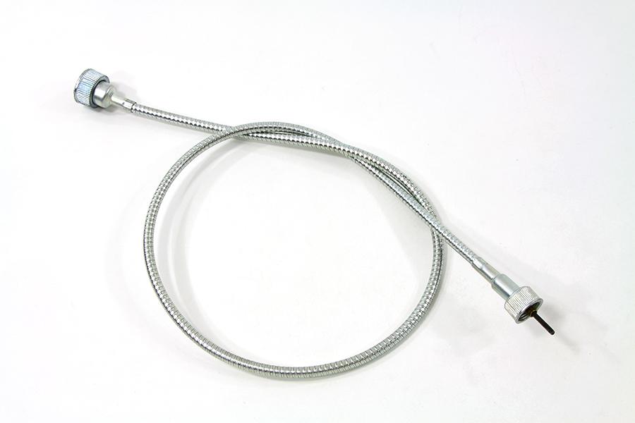 "35"" Zinc Speedometer Cable"