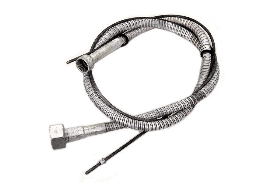 """35"""" Cadmium Speedometer Cable"""