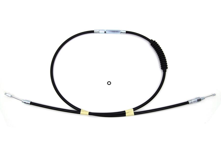"""66.69"""" Black Vinyl Clutch Cable"""