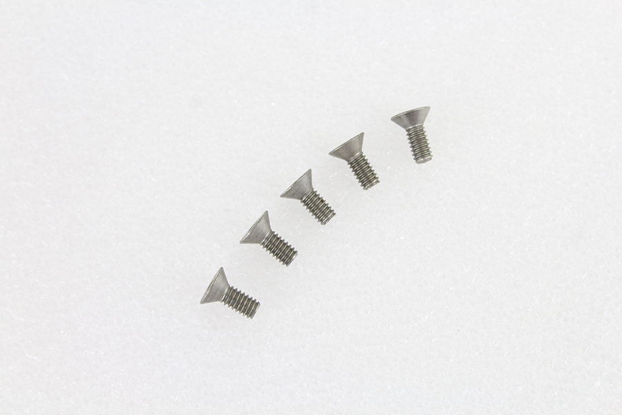 "1/4""-20 x 5/8"" Flathead Screw Stainless Steel"