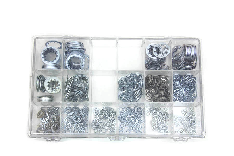 Biter Lock Washer Assortment