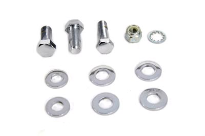 *UPDATE Top Motor Mount Bolt Kit Hex Type Chrome