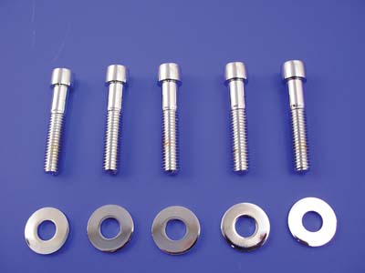 *UPDATE Rear Pulley Bolt Set Allen Type Chrome