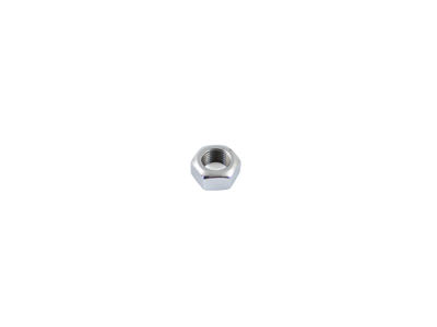 Rear Brake Pivot Lever Stud Nut Chrome