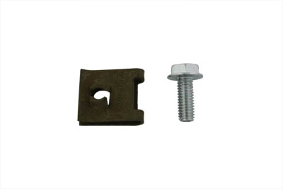 Ignition Coil Cover, Speed Nut and Screw Kit
