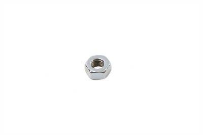 "Chrome Hex Nuts 7/16""-20"