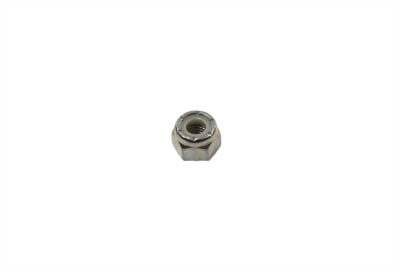 "Chrome Hex Nuts 1/4""-28"