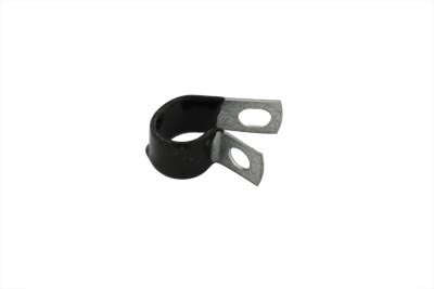 "Vinyl Coated 1/2"" Cable Clamp"