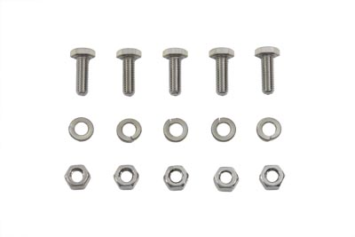 Exhaust Header Clamp Bolt Stainless Steel