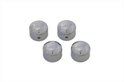 Cylinder Headbolt Cover Set Chrome