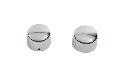 *UPDATE Chrome Rear Axle Nut Cap Set