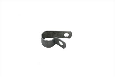 "Uncoated 7/16"" Frame Cable Clamps"