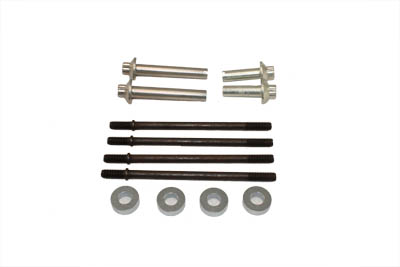 *UPDATE Cylinder Hardware Kit Zinc
