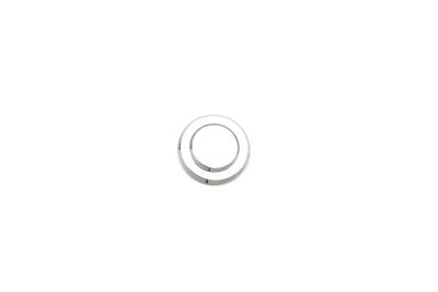 Brake Caliper Round Insert Chrome