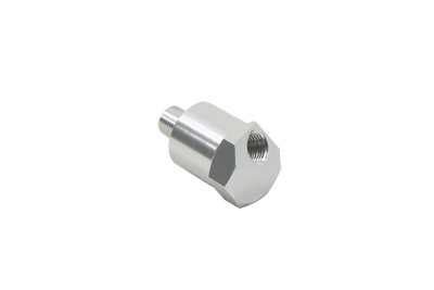Oil Pressure Gauge Switch Fitting Aluminum