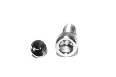 "3/8"" End Caps for Allen Bolts"
