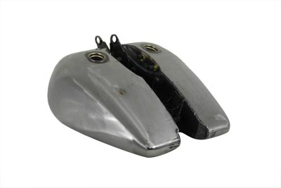 Bobbed 6.0 Gallon Gas Tank Set