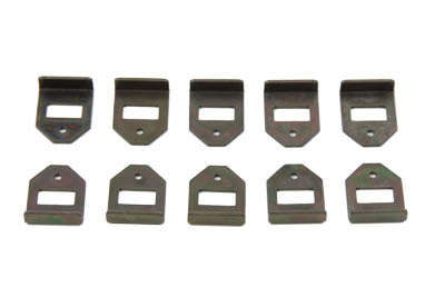 Gas Tank Spring Clip Set