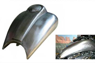 Wyatt Gatling Stretch Touring 7.0 Gallon Gas Tank