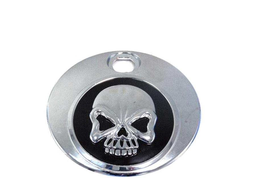 *UPDATE Black Skull Fuel Tank Console Door