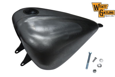 Wyatt Gatling Bobbed 2.3 Gallon Gas Tank