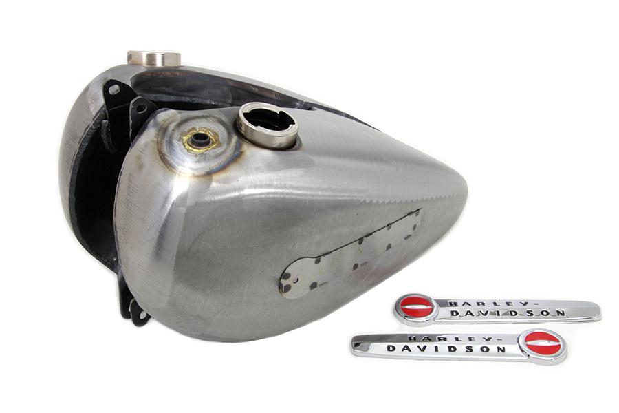 Bobbed 3.5 Gallon Gas Tank Set