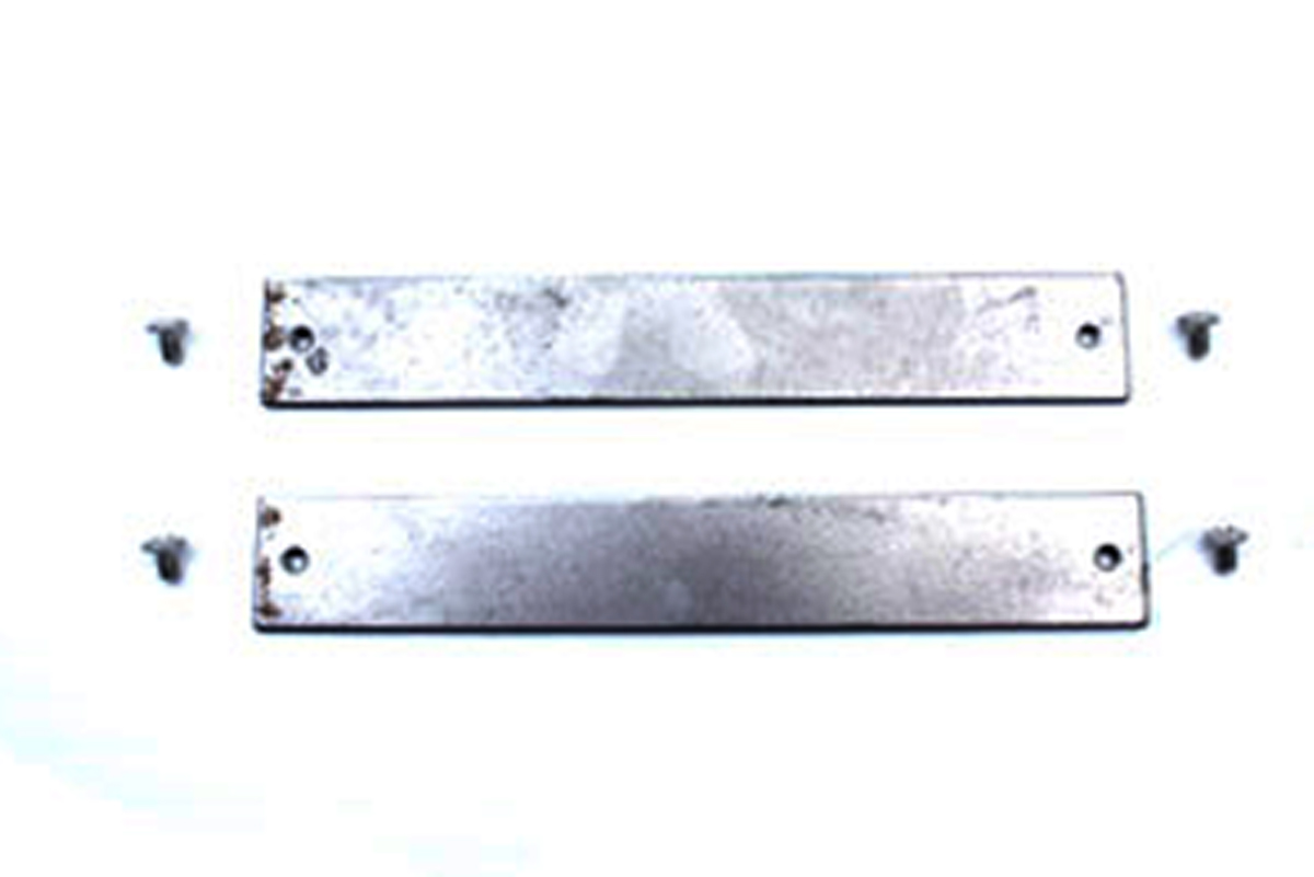 Mount Strips for Gas Tank Emblems