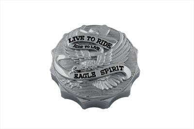 *UPDATE Eagle Spirit Gas Cap Vented