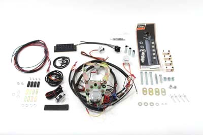 Five Light Dash Base Wiring Harness Assembly