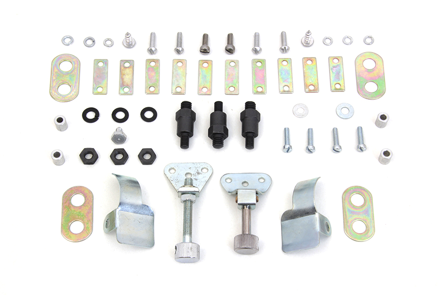Cateye Dash Panel Switch and Stud Kit